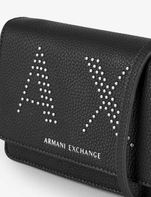 Armani Exchange borsa tracolla donna piccola-2