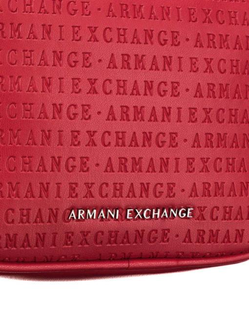 Armani Exchange zaino logato da donna-2