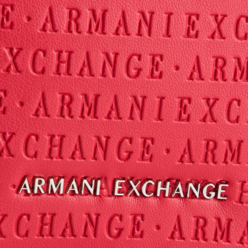 Armani Exchange zaino logato da donna-5