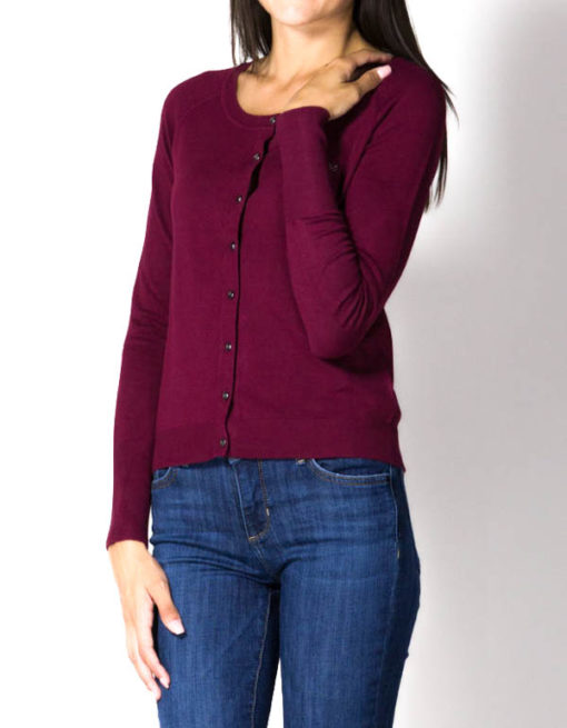 cardigan donna in viscosa Guess-1