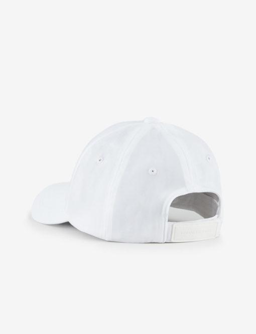 ARMANI EXCHANGE cappello da uomo bianco-3