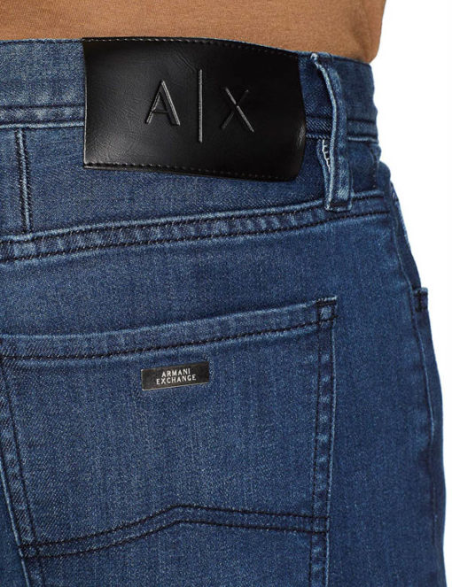 Armani Exchange jeans j13 modello slim-3