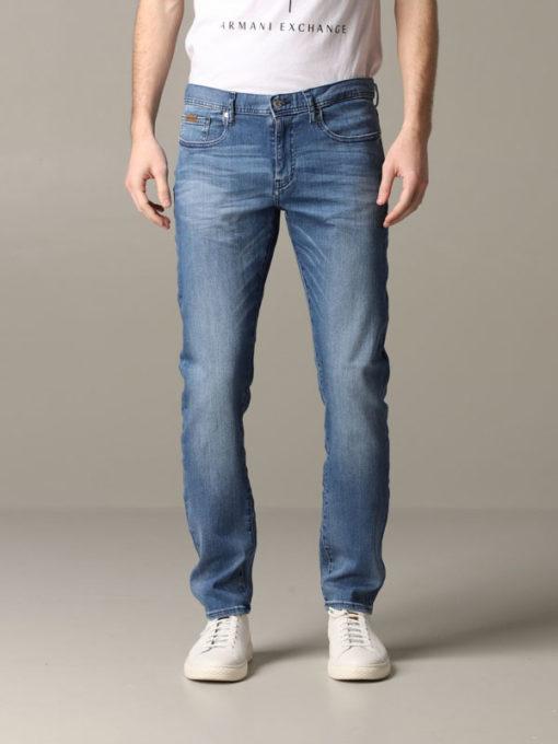Jeans colore medio Armani Exchange da uomo