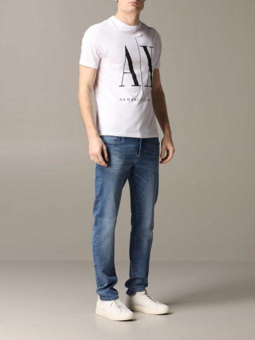 Jeans colore medio Armani Exchange da uomo-1