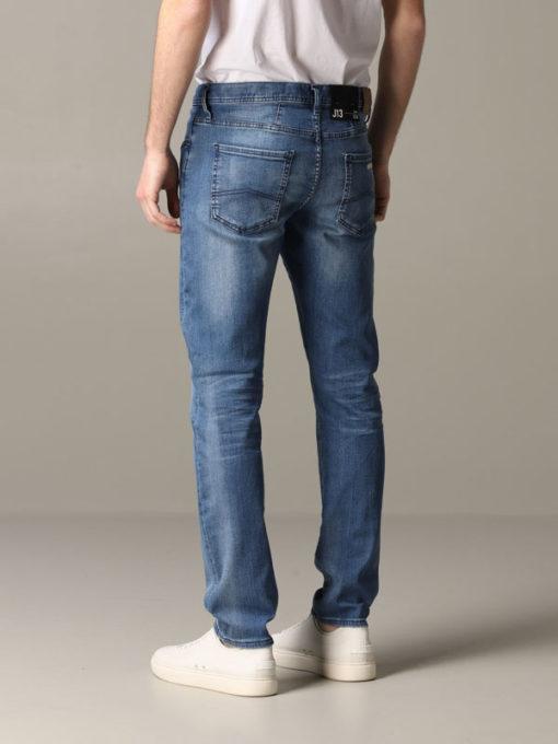 Jeans colore medio Armani Exchange da uomo-4