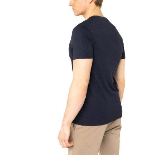 Maglietta mezza manica con taschino GUESS-4