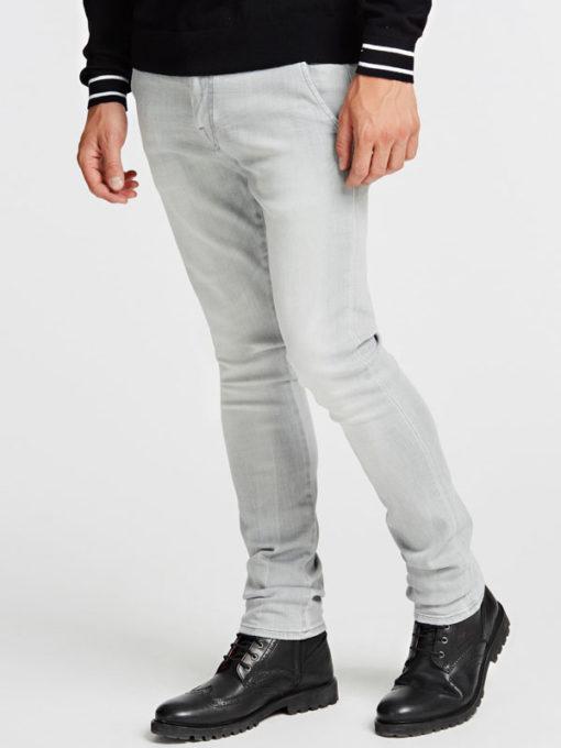 Guess jeans chiaro uomo super skinny-1