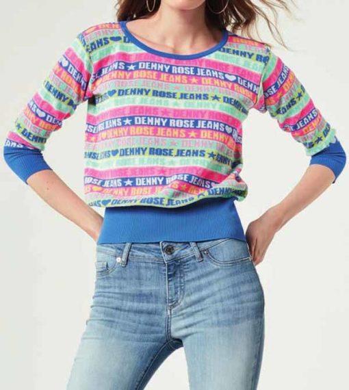 DENNY ROSE jeans donna skinny -2