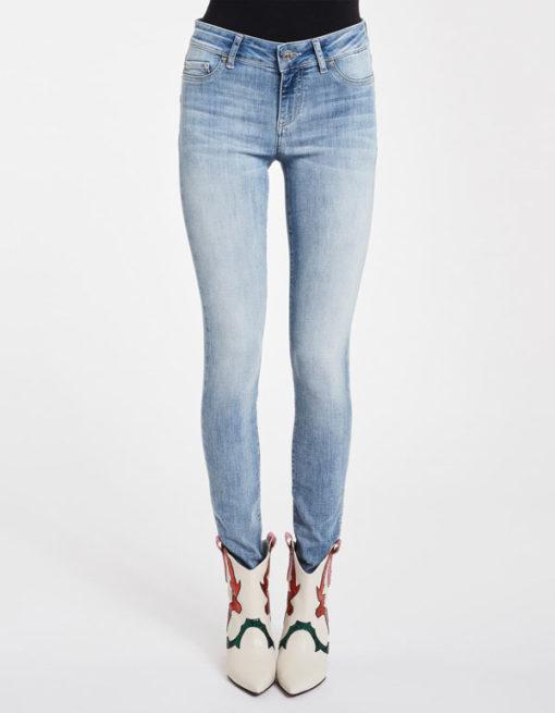 DENNY ROSE jeans donna skinny
