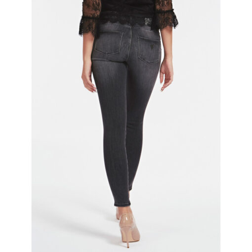 GUESS jeans nero elasticizzato da donna-1