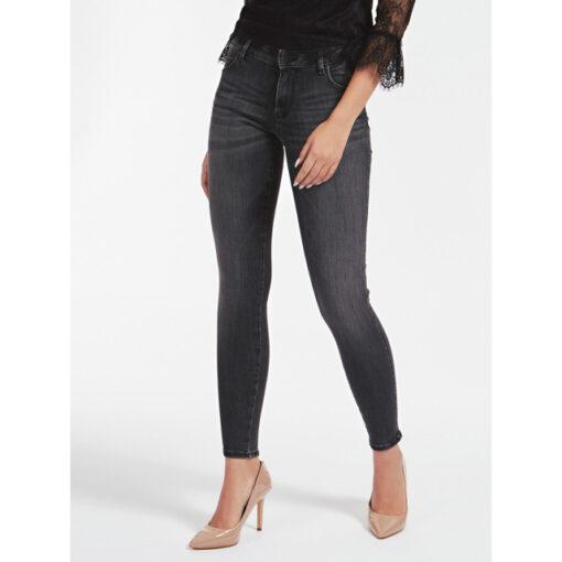 GUESS jeans nero elasticizzato da donna