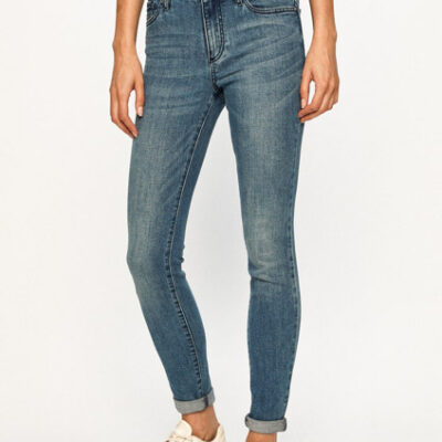 Jeans Armani Exchange donna chiaro super skinny