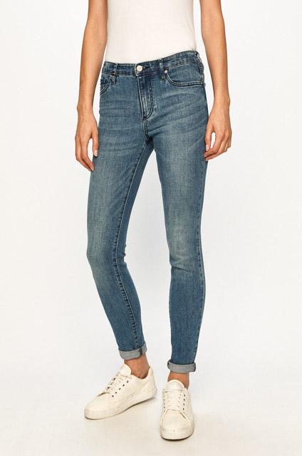 Jeans Armani Exchange donna chiaro super skinny
