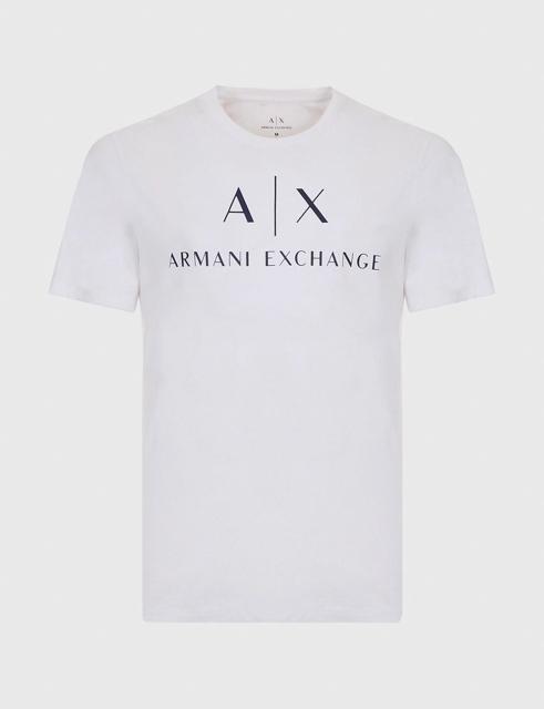 Armani t-shirt con logo da uomo-7