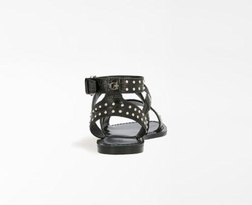 GUESS sandalo donna basso legato alla caviglia-7