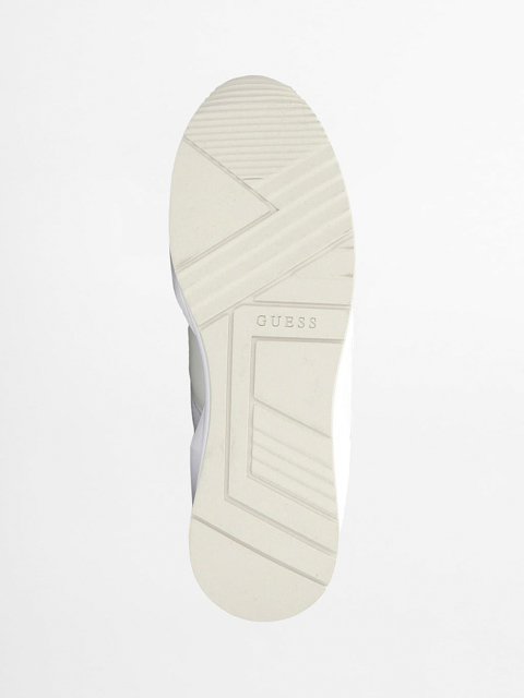 scarpa bianca allacciata GUESS donna-4