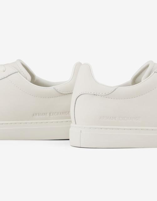 ARMANI EXCHANGE sneakers in pelle da uomo-6