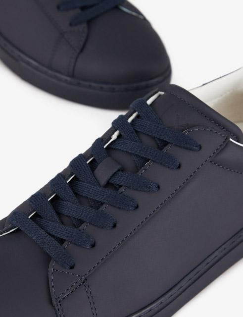 ARMANI EXCHANGE sneakers in pelle da uomo-5
