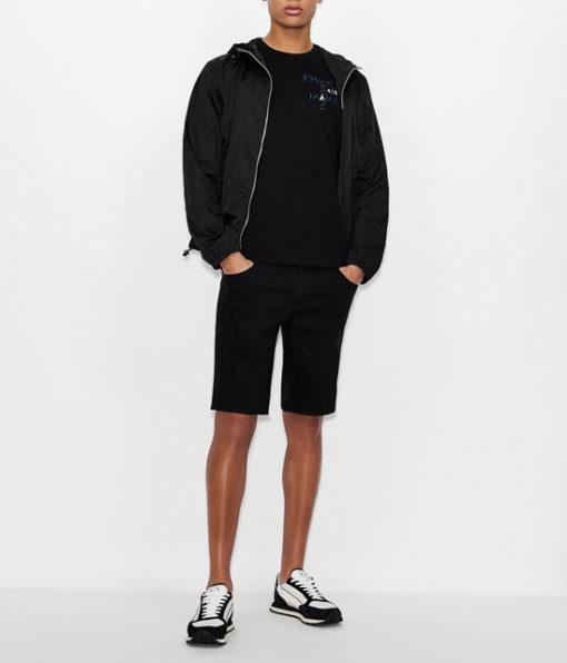 ARMANI EXCHANGE maglietta regular fit in jersey di cotone-6