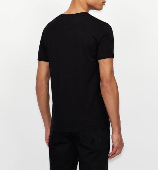 ARMANI EXCHANGE maglietta regular fit in jersey di cotone-5