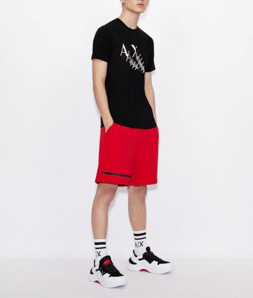 Armani Exchange t-shirt da uomo girocollo slim fit-7