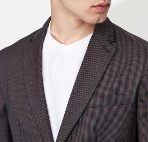ARMANI EXCHANGE giacca monopetto uomo-4