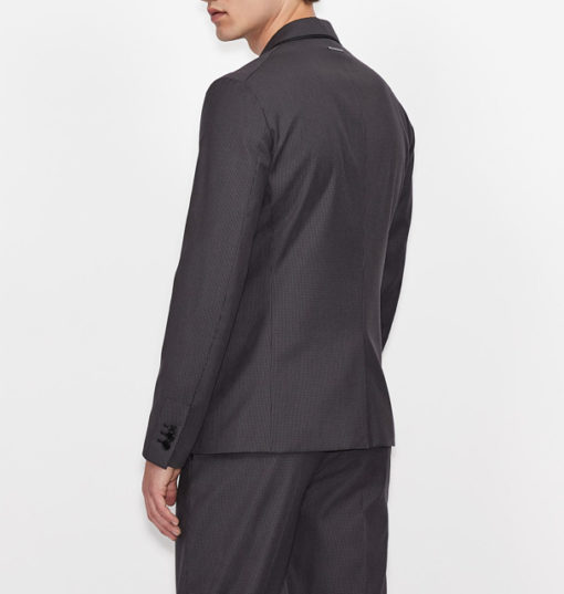 ARMANI EXCHANGE giacca monopetto uomo-2