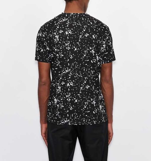 Armani Exchange t-shirt uomo in fantasia-2
